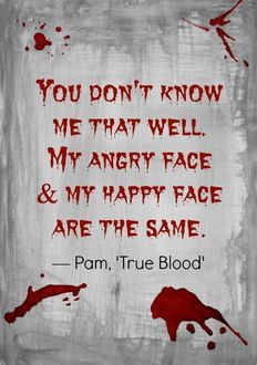 20 Fangtastically Funny 'True Blood' Quotes to Make Waiting for Season 6 Suck Less   The Stir