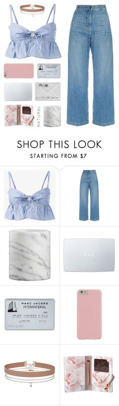 """my number one"" by in-ner-strength on Polyvore featuring Maryam Nassir Zadeh, Rachel Comey, Crate and Barrel, RMK, Miss Selfridge and Ted Baker"