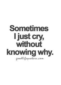 Just Depressed