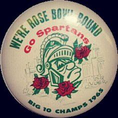 Ross Bowl here we come! #pasadena #rosebowl #bigten #btn #michiganstate #spartans #Padgram
