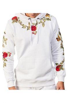 Mens Slim Fit Casual Hoodie Long Sleeve Hooded Sweatshirt Casual T-Shirts Tops Hoodie Sweatshirts, Harajuku, Hip Hop, Winter Hoodies, Latest Fashion Clothes, Men Fashion, Fall Fashion, Fashion Outfits, Casual T Shirts