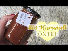 Egyszerű sós karamell öntet - Recept! - YouTube Cards Against Humanity, Homemade, Drinks, Youtube, Food, Candy, Caramel, Drinking, Beverages