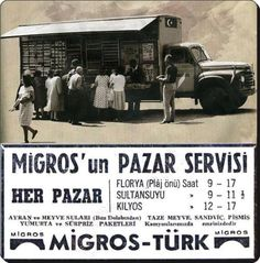 MİGROS PAZAR SERVİSİ