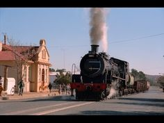 South African Steam: Fauresmith Branch and 3454 June 1996 South African Railways, Train Engines, Steam Engine, Steam Locomotive, Main Street, Around The Worlds, Trains, June, Wooden Toys