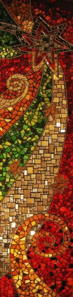 Beautiful Mosaic by Debbie McLaughlin