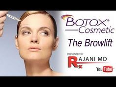 Watch Botox Brow Lift Dr Rajani Portland YouTube - 480x360 - jpeg