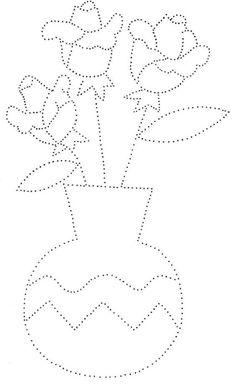 НЕТРАДИЦИОННЫЕ ТЕХНИКИ РИСОВАНИЯ Printable Preschool Worksheets, Tracing Worksheets, Free Preschool, Worksheets For Kids, Embroidery Cards, Embroidery Patterns, Drawing For Kids, Art For Kids, String Art Patterns