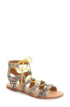 347adc4f6a6d Dolce Vita  Jasmyn  Ghillie Sandal (Women) Slide Sandals