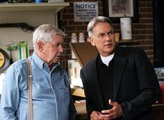 Gibbs and his Dad