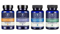 Neal's Yard Remedies Vitamins - ethical company - beneficial vitamins!