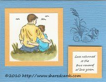 sharedcards.com: Stampin' Up! Seaside Sketches and Copic Marker Cards