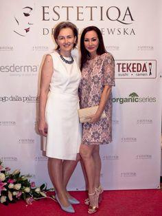 Dr Anna Kaliszewska i Jola Mrotek-Grudzinska
