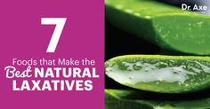 Over-the-counter laxatives are some of the most overused supplements in the world. Instead, try these foods that act as a natural laxatives to improve digestion.