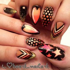 i_heart_nailart #nail #nails #nailart