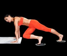 CrissCross: works your shoulders, abs, obliques, and legs