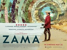 """""""Martel wields her ambitious vision while keeping certain social issues in mind.""""  ZAMA is in UK/ROI cinemas May 25th.  Read our review  http://www.themoviewaffler.com/2018/03/new-release-review-zama.html"""