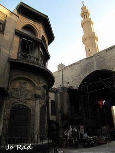 Old Cairo. Photo: Jo Rad