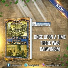 @Regranned from @harunyahya_a9 - Harun Yahya Book Once Upon A Time There Was Darwinism #tv📽📡en.a9.com.tr #islam #science #God #quran #Muslim #books #adnanoktar #istanbul #love #Turkey #art #booklover... Once Upon A Time, Book Lovers, Islam, Turkey Art, Science, Books, God, Sayings, Quran