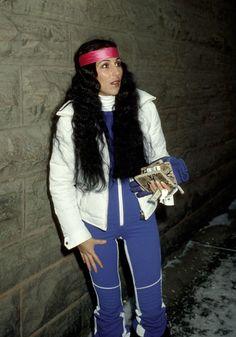 Cher in Aspen, 1978