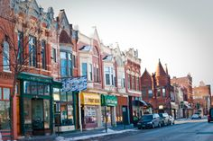 11 Best Christmas Main Streets In Minnesota 2016 Winona Minnesota, Minnesota Home, Small Town America, Roadside Attractions, Walking Tour, Main Street, Places To See, Tours, Adventure