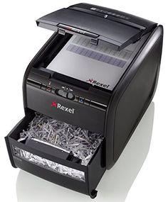 Rexel Auto+ 60X Aktenvernichter Partikelschnitt 60 Blatt Kapazität Rexel http://www.amazon.de/dp/B006CV1CVW/ref=cm_sw_r_pi_dp_HHXFwb00JVZG6