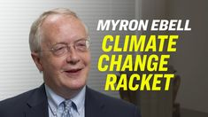 Climate Change Narrative Driven by Agenda of Political Control: Myron Ebell Climate Change Debate, Media Lies, Ozone Layer, We Energies, World View, Greenhouse Gases, Environmental Science, Global Warming, Things To Know