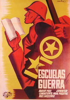 Гражданская война в испании 1936