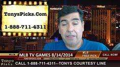 MLB TV Games Picks Predictions Best Bets Major League Baseball Thursday ...