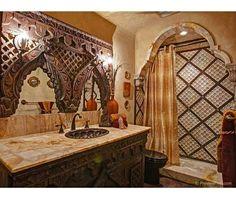 beautiful tile & arch
