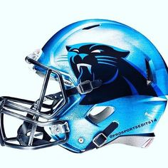 Now this is a bad ass helmet!!!  Edit:  : @prosportsedits14  #PANTHERSTERRITORY #keeppounding #panthersfootball #gopanthers #pantherspride  #letsgopanthers #panthersgame  #panthernation #panthers  #panthersnation #NFL  #nflseason  #touchdown  #itsgamesday  #panthersgameday  #pantherswin  #panthersforlife  #panthers4life #nfl  #football  #nflfootball #luuuke #LUUUKE #camnewton  #kelvinbanjamin #carolinapanthers #Supercam