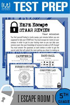 Energy Science Escape Room | Escape room, Free science ...