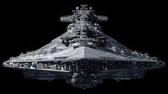 ArtStation - Procurator-class Star Battlecruiser, Ansel Hsiao