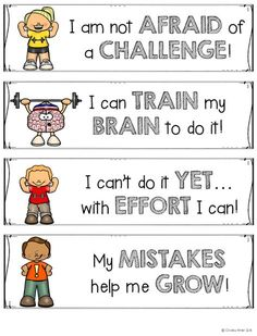 Free Growth Mindset Printable Bookmarks. Do your students have a growth mindset or a fixed mindset? (scheduled via http://www.tailwindapp.com?utm_source=pinterest&utm_medium=twpin&utm_content=post111906245&utm_campaign=scheduler_attribution)