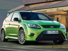 ford Focus RS-16