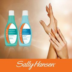 Trata de evitar los removedores de esmaltes que contengan acetona. Consiente a tus uñas con nuestros removedores Salon Formula y Moisturizing. ¡Te ayudarán a mantenerlas saludables!
