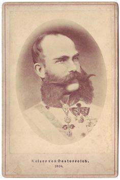 Emperor Franz Joseph.