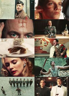 Inglorious Basterds.