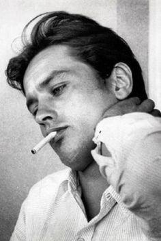 """I'm not going to complain about life - I had everything, I got everything I wanted."" Delon"