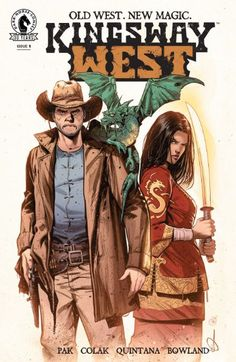 Check out Kingsway West #1 on @comixology