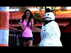 Scare Pranks with TheScarySnowMan!: http://www.youtube.com/user/RomanAtwood?feature=watch