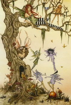 Amy Brown ~ Forest Spirit I want a print of this to hang in a baby girl's room. very whimsical and soft.