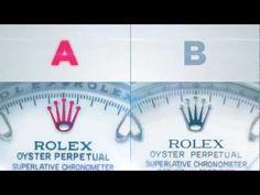 Rolex Daytona Fake vs Real - Official Rolex Video. - YouTube