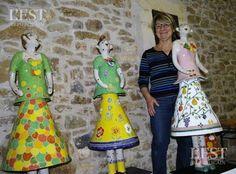 Grand Couronné : la sculptrice Béatrice Schauber invitée d'honneur