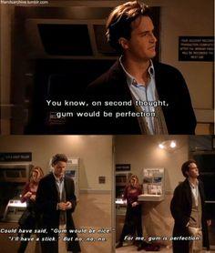 ♥ Chandler Bing