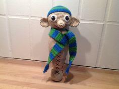 Snøvsen  crochet/ ByBettina