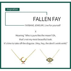 Buy Faybang Fallen Fay Pendant (Rainbow Moon,Sapphire Evil Eye) Colored Cubic Zirconia Gold Plated Hypoallergenic & Chain at Wish - Shopping Made Fun Metal Jewelry, Charm Jewelry, Champagne Box, Evil Eye Pendant, Eye Color, 18k Gold, Sapphire, Plating, Rainbow