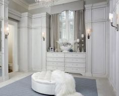 Luscious bedroom dressing room walk-in wardrobe design ideas.jpg
