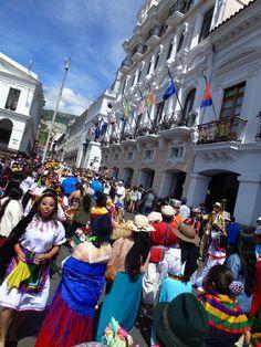 Quito, Ecuador   2012