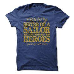 Military Hero Sister Navy