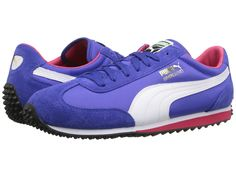 16cab837da2c Buy Sneakers Athletic Shoes PUMA Whirlwind Classic Dazzling Blue White Rose  Red For Sale Cheap from Reliable Sneakers Athletic Shoes PUMA Whirlwind  Classic ...